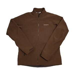 Patagonia Adze Soft Shell Zip Up Jacket